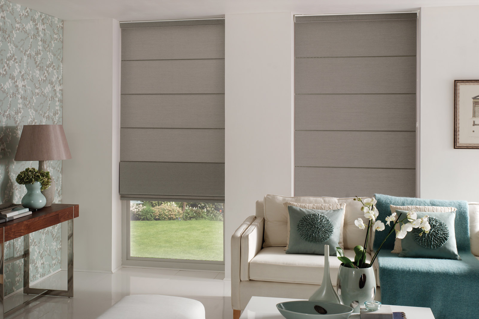 Roman Blinds Belle Casa
